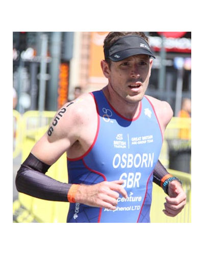 Rob Osborn Race Rapid Head Coach